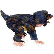 Utklädning - Babyoverall, Triceratops
