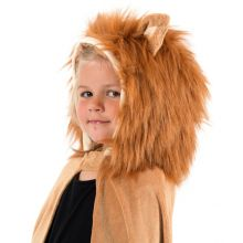 Utklädnad - Lejon (cape)