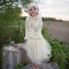 Utklädning - Mumieklänning, 6-8 år