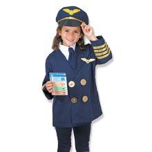 Utklädning - Pilot
