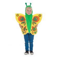 Utklädning - Fjäril