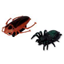 Fönsterkravlande insekter, 2 st.