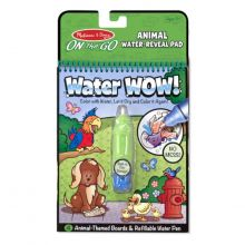 Water Wow, Måla med vatten - Djur