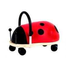 Wheely Bug Stor - Nyckelpiga