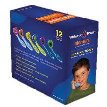 WhisperPhone - Set med 12 st.