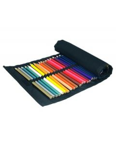 Färgpennor i smart rullförpackning, 36 st.
