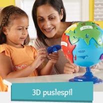 3D Pussel
