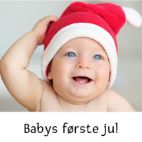 Bebisens första jul