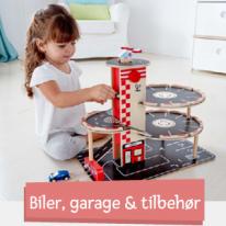 Bilar, garage och tillbehör