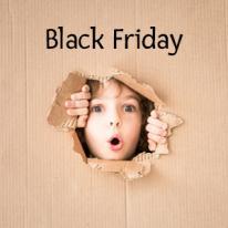 Black Friday-erbjudanden