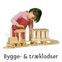 Bygg- & träklossar