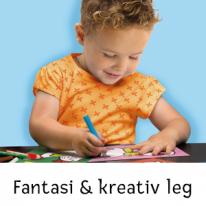 Fantasi- & kreativ lek