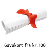 Presentkort från 100 kr.