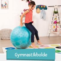 Gymnastikbollar