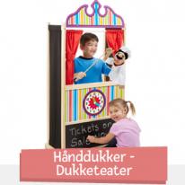 Handdockor - dockteater