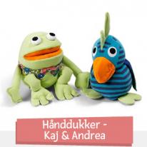 Handdockor - Kaj & Andrea