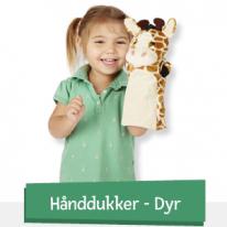 Handdockor - Djur