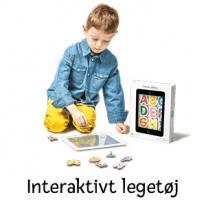 Interaktiva leksaker