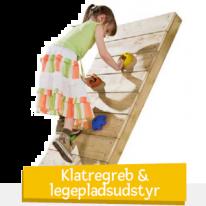 Klätterrep & lekplatsredskap