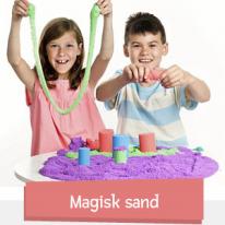 Magisk sand