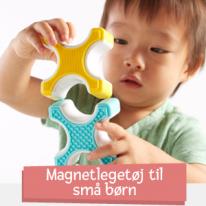 Magnetiska leksaker för små barn