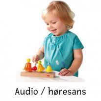 Ljud / hörsel
