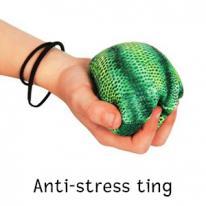 Anti-stress-saker