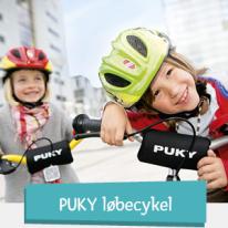 PUKY springcykel
