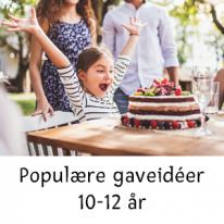 Populära presentidéer 10-12 år