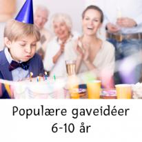 Populära presentidéer 6-10 år