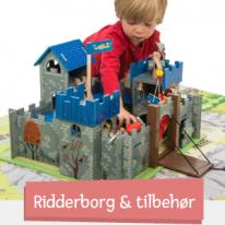 Riddarborg & tillbehör