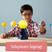 Solsystem-leksaker