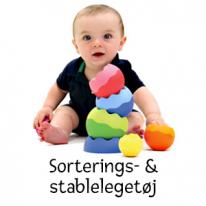 Sorterings- & stapelleksaker