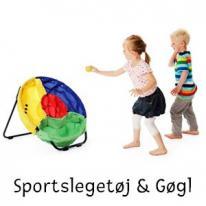 Sportleksaker & skoj