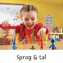 Språk & tal