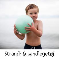 Strand- & sandleksaker