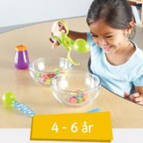 Leksaker 4-6 år