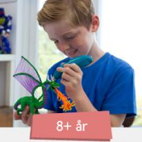 Leksaker 8+ år