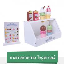 mamamemo - Leksaksmat